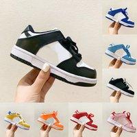 zapatos de niños dunk zapatillas Dunks Low Boys Girls Casual Fashion Sneakers Black White UNC calzado deportivo al aire libre chicas Chicos shoes