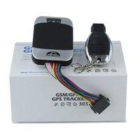 Araba GPS Aksesuarları RealTime 303g 3G Tracker Ücretsiz Platformlu Araç Anti Hırsız Su Geçirmez Takip Cihazı