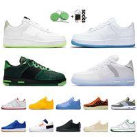 Kuvvetler Koşu Ayakkabıları Erkekler Dunks 1 One Bir Günde Var Işık Kemik ABD Oyunları Royal Kaykay Üçlü Beyaz Siyah N354 Üniversitesi Altın Hava Kadınlar Eğitmenler Sneakers