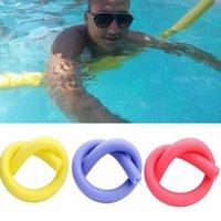 Life Vest & Buoy Swimming Stick Water Supplies Essential Fun Pool Foam Hollow Noodle Kids Adult Float Swim Aid