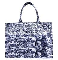 2021 Mode Hot Handtaschen Designer Brief Druck Stickerei Multicolor Single Shoulder Große Kapazität Eimer Bags Hohe Qualität Taschen