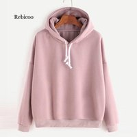 Women's Hoodies & Sweatshirts Autumn Women Hoodie Casual Long Sleeve Hooded Pullover Female Jumper Tracksuits Sportswear Clothes