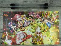 Yu-gi-oh! Traptrix Deck Custom Trading Card jeu Playmat CCG Mat GRATUIT Best Tube