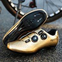تنفس MTB الدراجات أحذية الرجال في الهواء الطلق المهنية خفيفة الطريق دراجة رياضة SPD قفل الذاتي جبل zapatillas ciclismo الأحذية