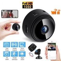 A9 1080 P Full HD Mini Kamera Spy Video Kam WiFi IP Kablosuz Güvenlik Gizli Kameralar Kapalı Ev Gözetim Gece Görüş Küçük Kamera