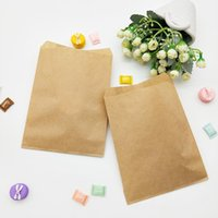 Gift Wrap 10 X 15 Small Paper Bag Natural 25pcs Kraft Bags Party Candy Snack Favor Wedding Birthday Brown