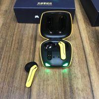 2021 game TWS Bluetooth Earbuds Wireless Headphones Double Ear Earphones Headset HIFI Stereo Headphone Pure bass sound earphone