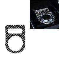 Stickers décoratifs de moteurs de vitesses de vitesse de carbone pour Jaguar F-Pace x761 x76 x760 XF x260 xJ 2016-2020 Drive gauche et droite Universal