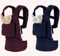 Carriers, Slings & Backpacks A Good Helper For The Baby To Carry And Take Parents Without Hurting Shoulder Baby's Skin