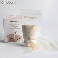 Cmbear الأم والرضع اللوازم الحليب الثدي حقيبة حفظ الطازجة الطفل حقيبة تخزين الحليب الثدي جديرة بالثقة جيدة نوعية جيدة