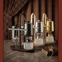 Design Water Drop Royal Balancing Sifon Koffie Machine België Maker Sifon Vacumm Brewer Roasters