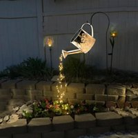 Star Type Shower Garden Art Light Decoration Outdoor Gardening Lawn Lamp Ornament Home Decor Solar Led Decorations