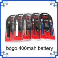 2021 Bogo 400mAh Vape twist Battery USB Charger Double kit Oil Cartridge Batteries For 510 cartridges Pen vs Brass Knuckles