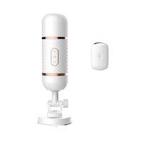 Heating Telescopic Adult Sex Vibrators Automatic Sex Machine Remote Soft Control Products Big Dildo Vibrator Sex Toys For Woman
