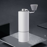 TimeMore ترقية estnut c2 جودة عالية الألومنيوم دليل القهوة طاحونة الفولاذ المقاوم للصدأ أدور طاحونة مصغرة القهوة طحن OWA5068