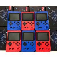 400 in 1 tragbare Handheld-Videospielkonsole Retro 8-Bit-Mini-Spiel-Spieler AV-Spiel-Spieler Farbe LCD-Kinder-Geschenk