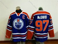 Ormonton Oiler # 97 McDavid Jersey World Cup Whorth America Wch Hockey Hockey مخيط Erie Otters 97 McDavid. قميص الكلية الفانيلة