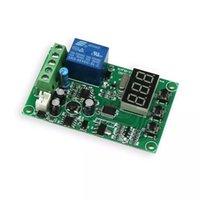Aktuelles Sensormodul DC 0-200MA-Relaisausgang Linearausgangsverzögerungseinstellung Funktionsanzeige Erkennungsmodul