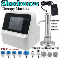 Shock Wave Equipment Shockwave Therapy Machine For ED Treatment Muscle Relaxation 8 Inch Touch Screen New Relieve Pain Massager