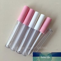 Storage Bottles & Jars 2.5ml 50 100pcs lot Empty Lip Gloss Tube Clear Frosted Tubes Containers Mini Lipstick Refillable Lipgloss Tubes1 Factory price expert design