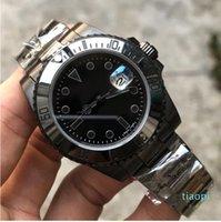 Mejor Calidad 116610LN Relojes 2813 Movimiento Automático Automático Black Mens Watch 316L Acero inoxidable DP Factory