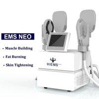 2022 la última máquina de modelado EMSLIM HI-EMT EMS EMS Electromagnético Estimulación muscular de grasa HIEMS EQUIPO DE BELLEZA
