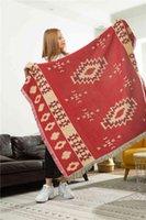 الهندي الأمريكي الريفي الترفيه الديكور المنزل بطانية المنزل، النمط الوطني هندسي الاحتفالي JJGG