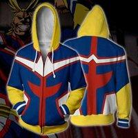 Benim Kahraman Academia Hoodie Izuku Midoriya Shoto Todoroki Boku Hiçbir Kahraman Akademi Cosplay Kostüm Kazak Tüm Fermuar Ceket X0601