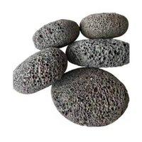 Suministros de baño Tierra natural Lava Original piedra pómez para el removedor de callos de pie Herramientas de pedicura KKB6983