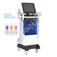 Professional 8 In 1 Hydra Aqua Peel diamond Microdermabrasion oxygen jet Peeling Facial Machine