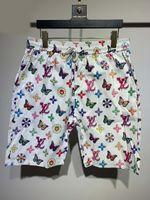 2021 Erkek Tasarımcı Spor Giyim Yaz Şort Parça Pantolon Erkekler Giyim Kadın Moda Lüks Elbiseler Kadın Kıyafetler Tops