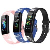 Wristwatches Y99 Smart Bracelet Watch Waterproof Heart Rate Sleep Monitoring Sport Fitness Exercise Blood Pressure Measurement Remote Camera