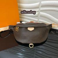 2021 Mais novo Stlye Bumbag Cross Body Bag Ombro Bag Cintura Sacos Temperamento Bumbag Cruz Fanny Pack Cintura Sacos 43644