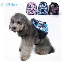 Blue  Pink  Green Pet Carrier Pack Dog Bag Backpack Solid Oxford Lillte Dogs Mochila Perro Car Seat Covers