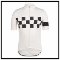 Rapha Takım Pro Giyim Kısa Kollu Jersey (BIB) Dağ Nefes Yarışı Spor Bisiklet Döngüsü Yumuşak Giyim Cilt Dostu Gömlek Açık Yaz 43005