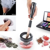 Бигут для ресниц Многофункциональный макияж кисти чище электрический скруббер для всех типов инструменты