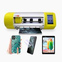 Jiutu Auto Schutzfolie Schneidemaschine Für Mobiltelefon Tablet Displayschutzwasser-Hydrogel TPU Hautaufkleber Cut Repair Tools