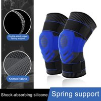 Elbow & Knee Pads Joint Brace Sleeve Protector MTB Fitness Knitted Sports Warm Tie 1PCS Support Basketball Compression