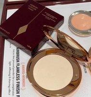 Topkwaliteit Merk Combination Perfecting Micro Powder Airbrush Flawless Finish 8G Fair Medium 2 Kleur Gezicht Make-up