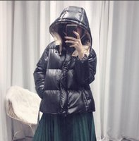 Women Down Coat Winter Hooded Top Quality Casual Outdoor Feather Outwear Keep warm Thick Jacket double zipper Removable hoodie Parkas