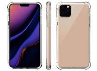 Transparente Telefonkoffer für iPhone 12 11 Mini PRO MAX XS XR 8 7 PLUS SAMSUNG S20 S21 A51 A71 A41 A32 A52 A72 TPU schützend Stoßdämpfer