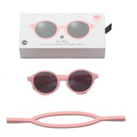 Sunglasses TPEE polarized sunglasses are suitable for infants aged 6 to 12 months, UV protection and children