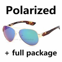 2020 Novo Flying Polarized Designer Sunglasses Pesca Mar Alta Qualidade Óculos Leopard Moda Trend Ciclismo Eyewear