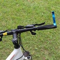 Complets de guidon pour vélos Composants Barend Barend Bar à la main Tête de la main de la main avant Porte-boîtier de la montagne MTB Mountain Road Plug cyclisme Aluminium Repose acte
