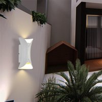 Outdoor Wall Lamps OULALA Patio Sconce White Lights Waterproof IP65 Creative Design For Home Porch Balcony Courtyard Villa
