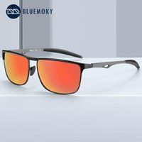 Sport Style Polarized Sunglasses Men Lightweight TR90 Frame Driving Sun Glasses Coating Mirror Lens UV Goggles Shades