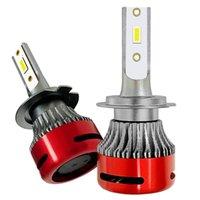 자동차 헤드 라이트 A 쌍 / 박스 F10 LED H7 H4 H1 자동 램프 H11 H8 H9 H13 9006 9005 9007 9004 880 전구 액세서리