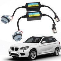 자동차 헤드 라이트 2PCS BAY15D 1157 LED 턴 신호 캔버스 오류가없는 안티 플리커 저항 디코더 라이트 경고 CANCELLER 자동차 액세서리