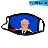 14Style Joe Biden Mak American Eleição Rosto 3D Imprimir À prova de águas À prova de algodão adulto crianças festa GGA3575-3