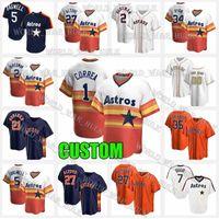1 Carlos Correa Jersey 34 Nolan Ryan Jose Altuve 2 Alex Bregman 35 Justin Verlander Houston Baseball Jeff Bagwell 44 Yordan Alvarez Astros